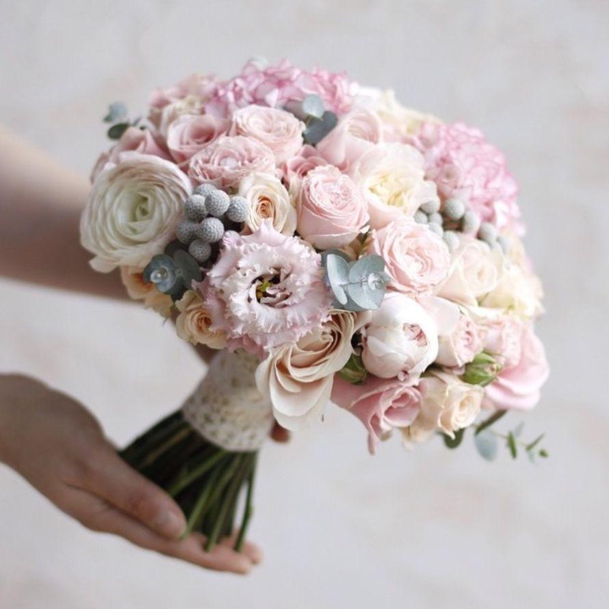 Свадебный букет заказать в краснодаре, свежесрезанные цветов ставрополе